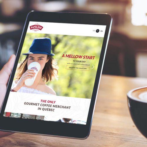 cafe_napoleon_website